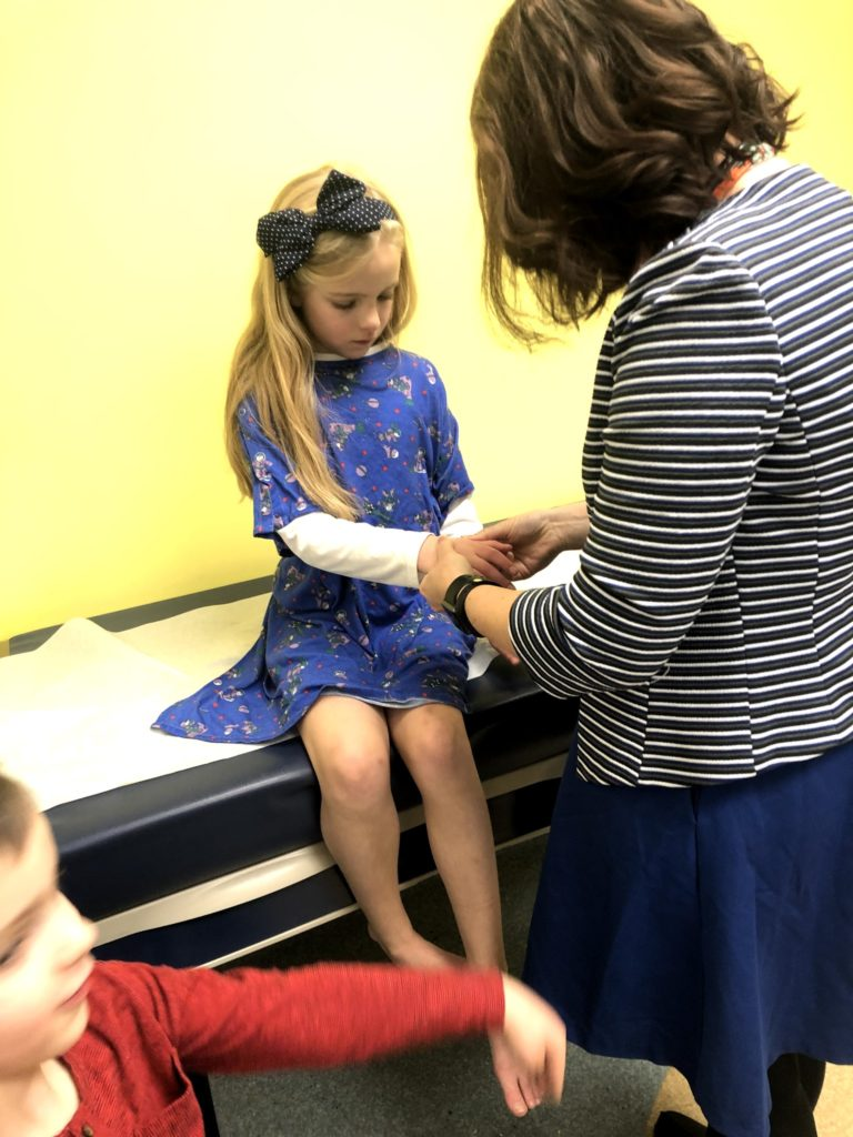 Raynauds: Visiting the Pediatric Rheumatologist