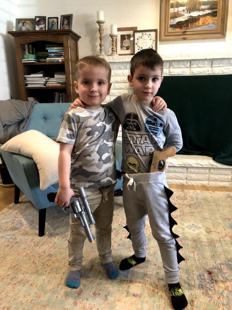 Buddies: Dane and Lucas