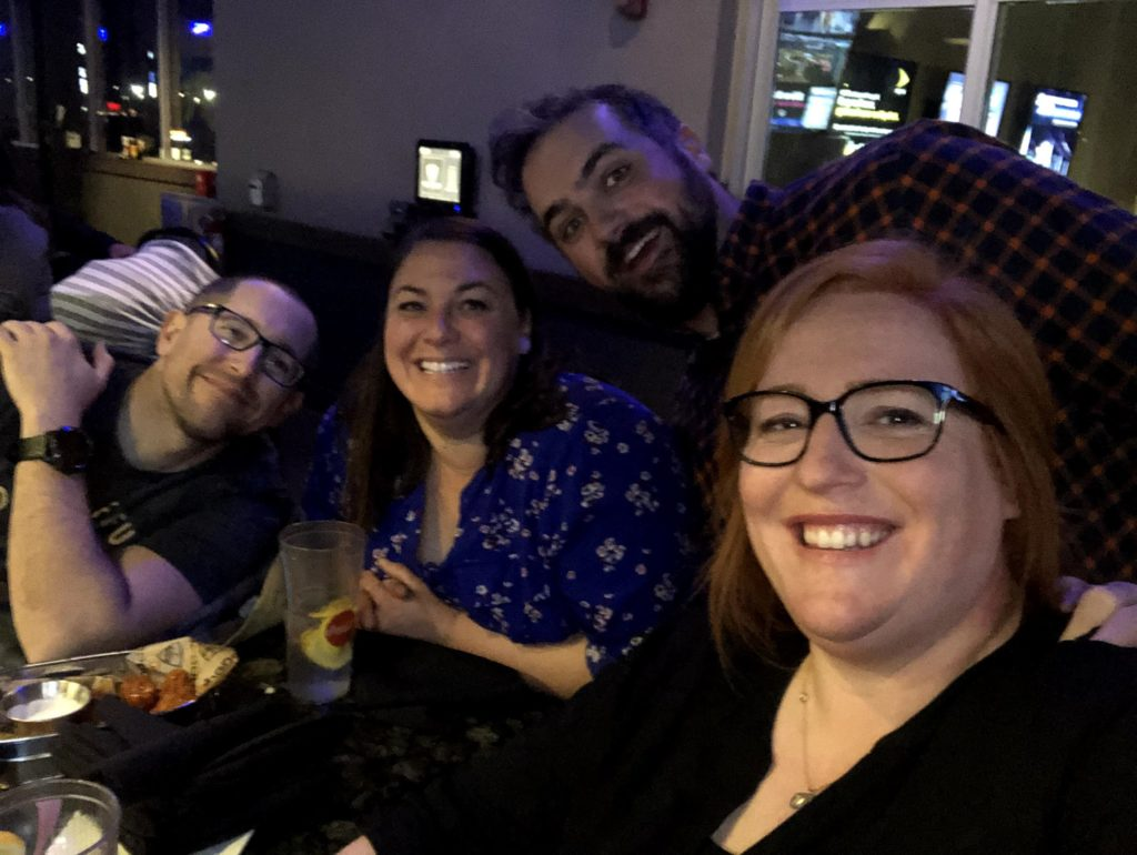 Krysta's Birthday Weekend: Onward and Top Golf