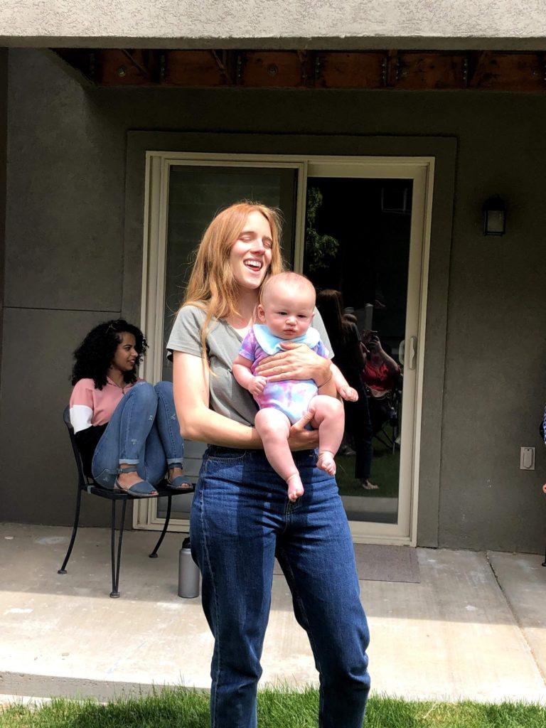 Mirah's Birthday Weekend: Visiting Pipkin Family