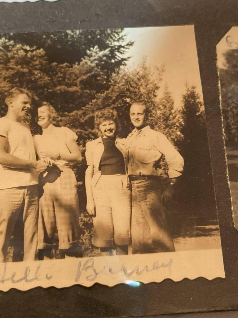 Hite Family Memories: Picture from Malia in COVID Quarantine