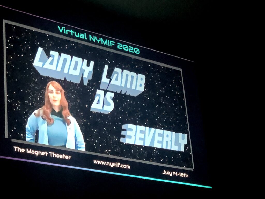 Virtual Star Trek Show