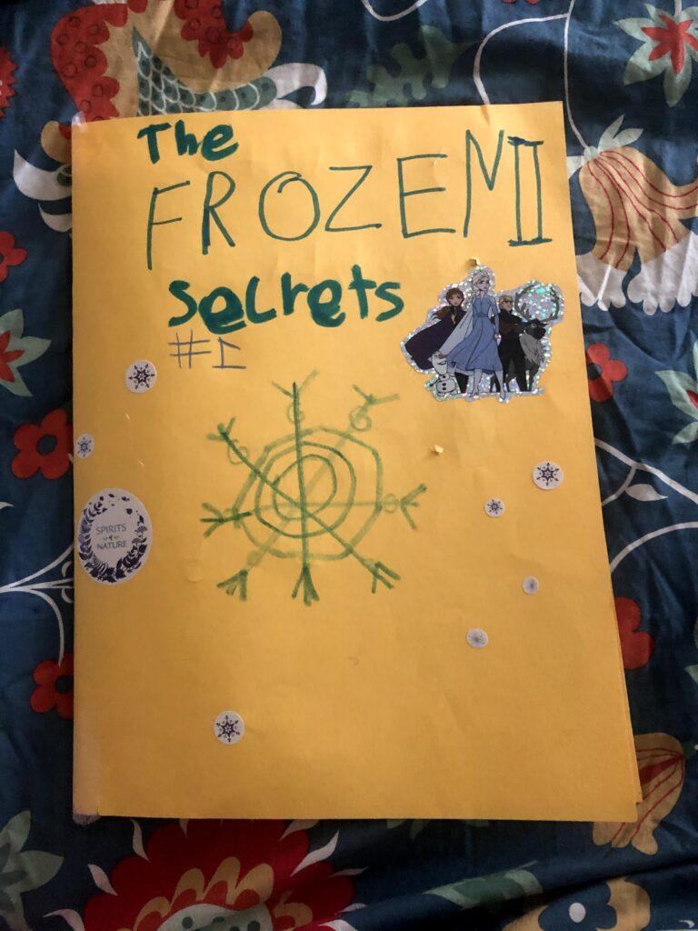 Frozen II Secrets #1