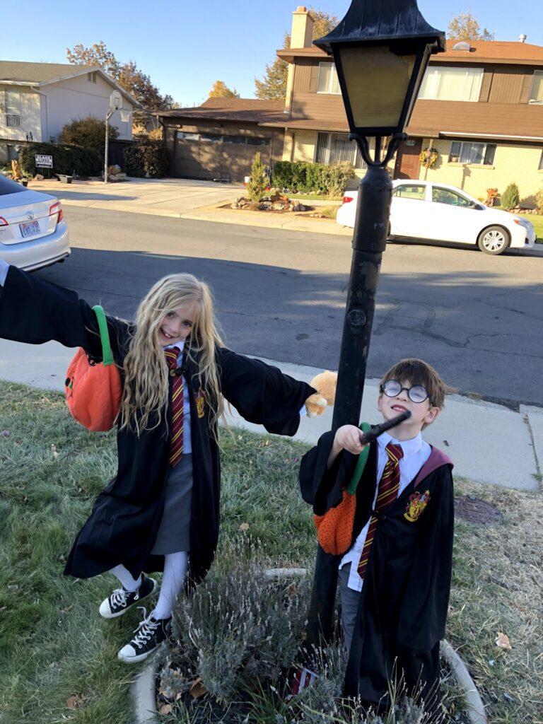 Halloween 2020: Scavenger Hunt