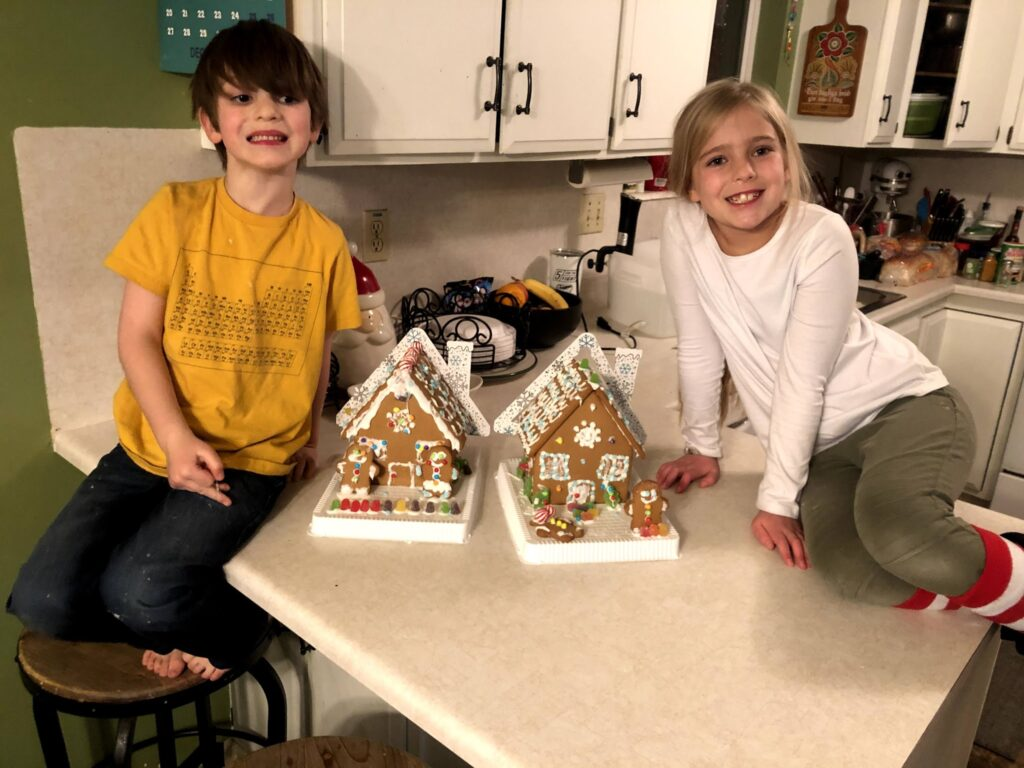 Ginger Bread Houses!