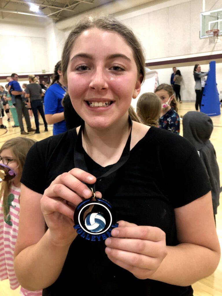 Karen's Volleyball Finals