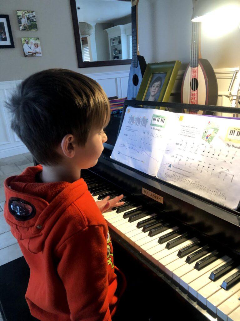 Lucas Piano Man